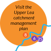 Upper Lea visit button