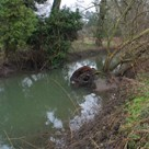 River Stort at Hunsdon Mead
